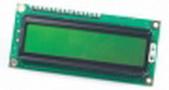 2x16 液晶顯示模組 - LCD 2x16A