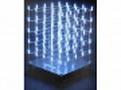 3D LED CUBE 5 x 5 x 5 (white LED)