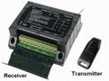 4-CHANNEL RF REMOTE CONTROL SET