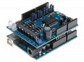 MOTOR & POWER SHIELD FOR ARDUINO®