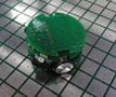 small-size stackable wheel robot